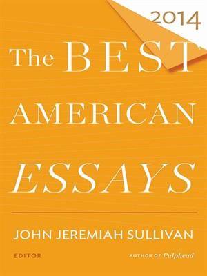 americas best essays 2013